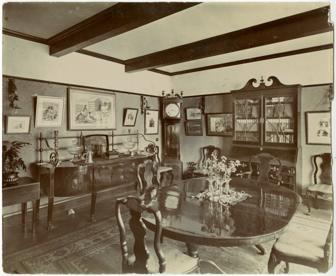 Interior View: Unknown address
