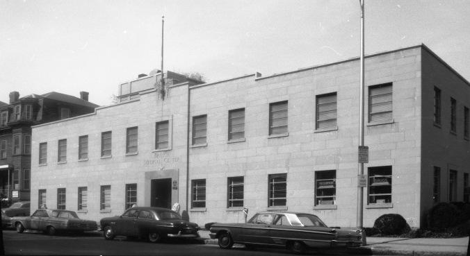 Mass Ave 831 1965