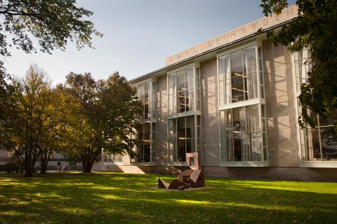 Hayden Library PHoto