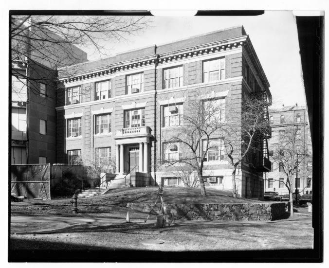 Wolcott Gibbs Memorial Laboratory - Exterior