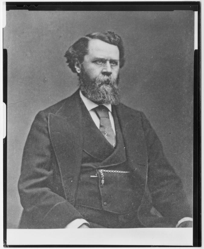 Wolcott Gibbs circa 1895 (copy)
