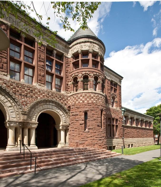 austin hall_circular stair tower_hollis
