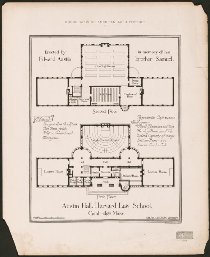 floor plans austin hall_hollis images