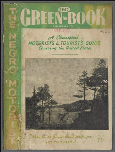 Green Book, 1947 cover