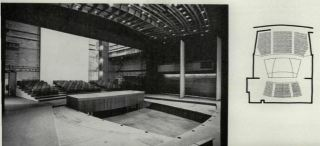 Courtesy of Architectural Forum, 10-1960.