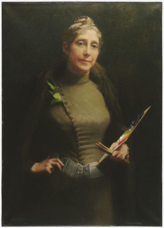 Sarah_Wyman_Whitman_by_Helen_Bigelow_Merriman_(painting)