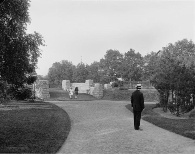 longfellow park 1900