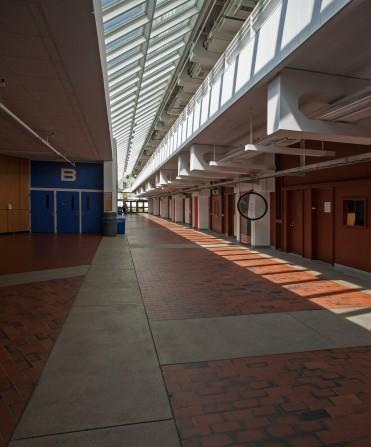 Science Center Interior 1st floor_Harvard Archives_2011