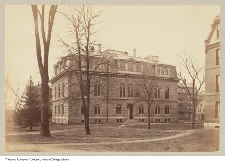 Boylston Hall_HU_1874_Notman & Son Photo